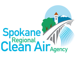 Spokane Clean Air logo
