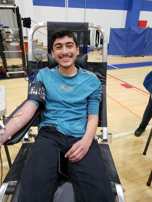 Lucerne Valley Students Give Gift of Life Featured Photo