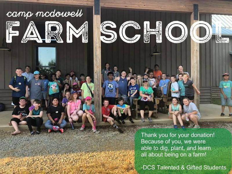 Gifted Students Take a Trip to Farm School Featured Photo