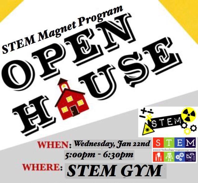 STEM Magnet Program Open House Thumbnail Image