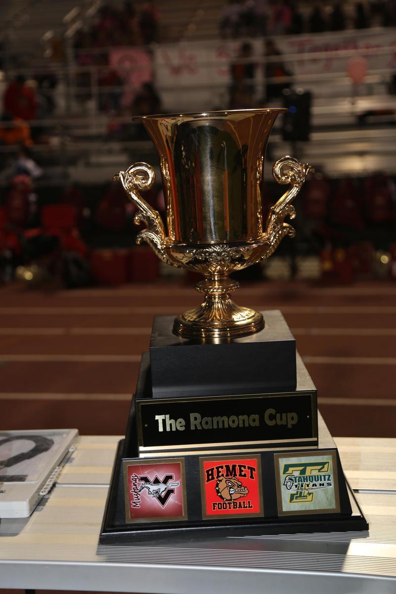 Ramona Cup Trophy