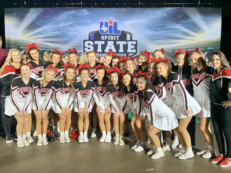 UIL State Cheer