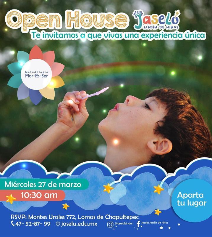 Open House 27 de marzo Featured Photo