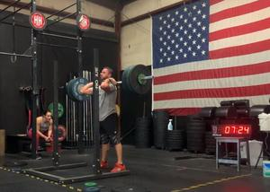 Congratulations, Mr. Bryce Brown and Thank You for Representing CrossFit McCabe! Thumbnail Image