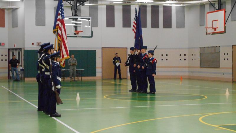 ROTC Drill Team