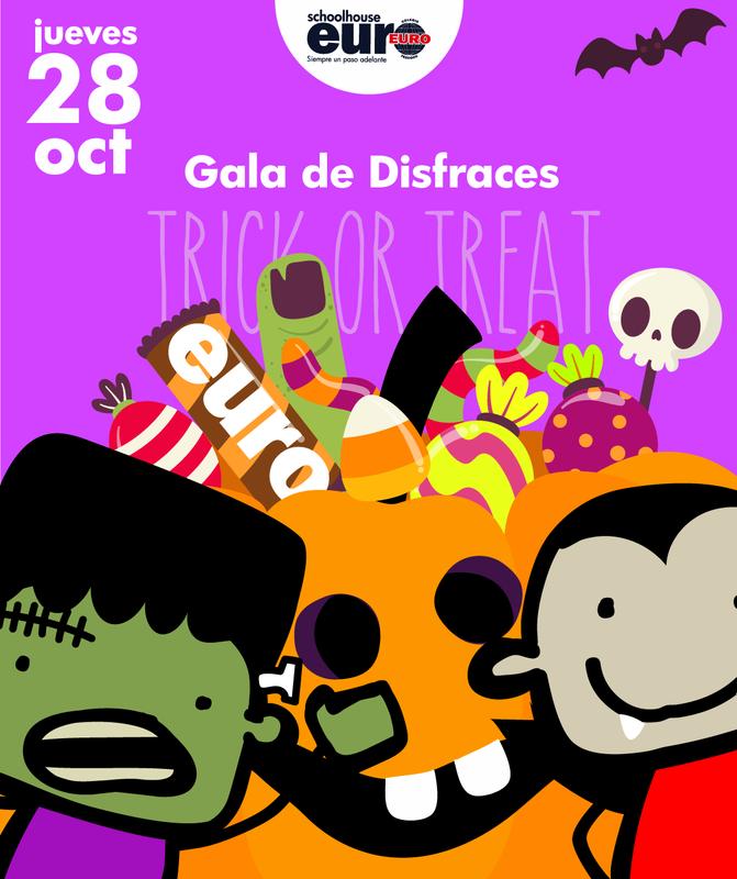 Gala de Disfraces Trick or Treat Featured Photo