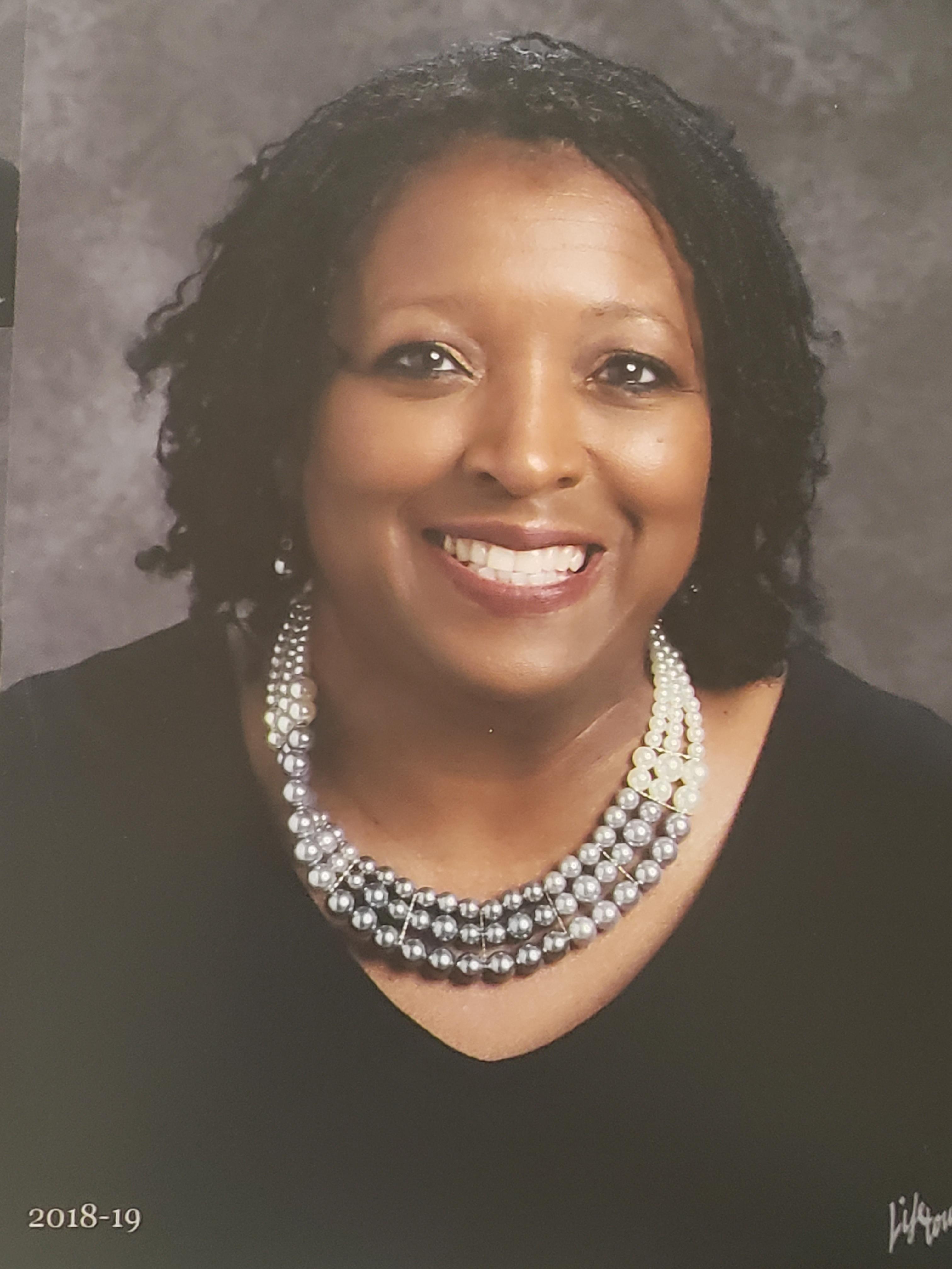 A photo of Principal Tammy Armant-Hill