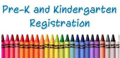 Preschool and Kindergarten Registration