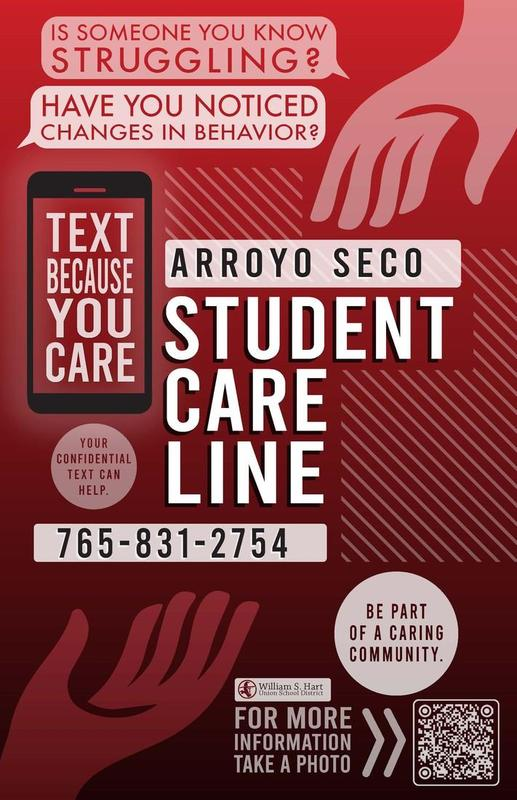 New Student Care Line Featured Photo