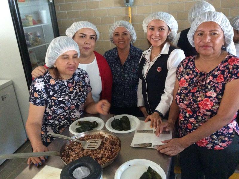 Cocina saludable en el CECA Featured Photo
