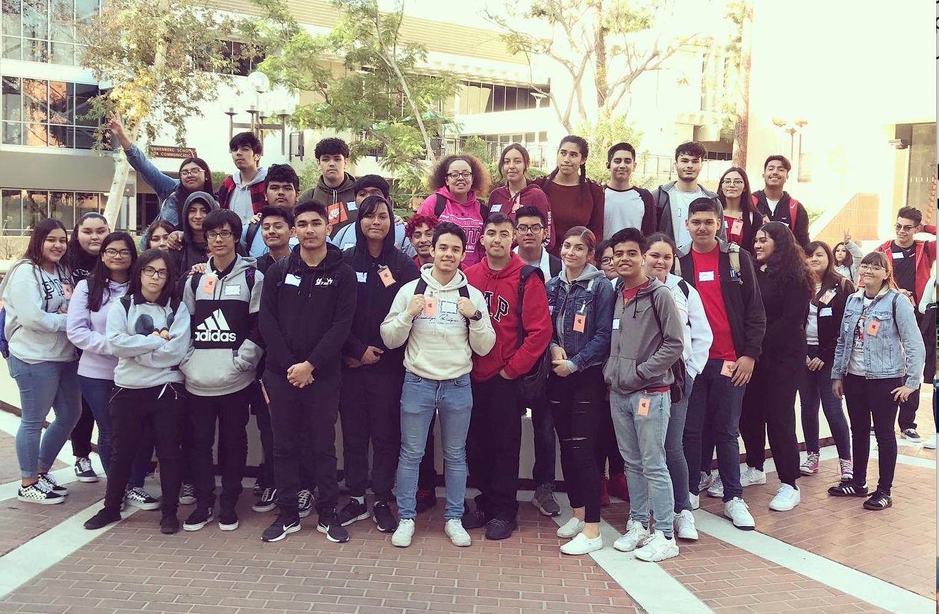 USC Field Trip