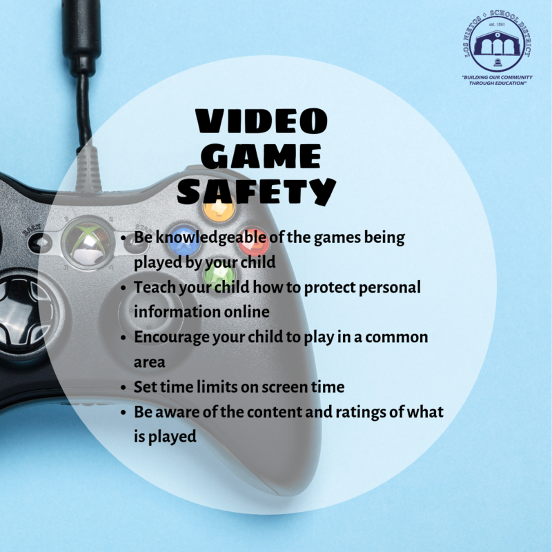 Video Game Safety Featured Photo