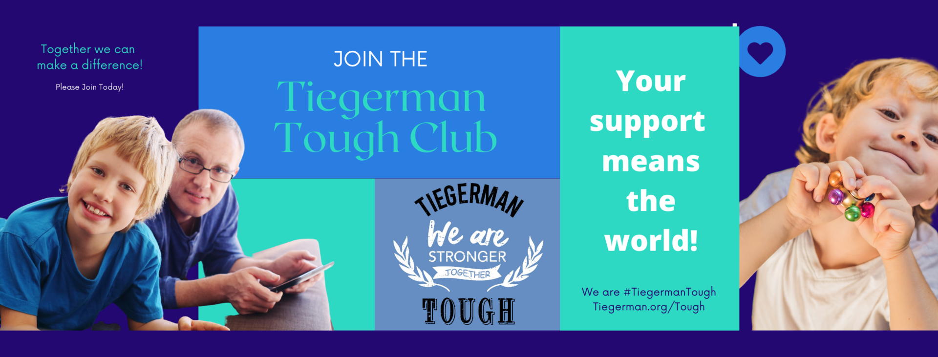 Tiegerman Tough