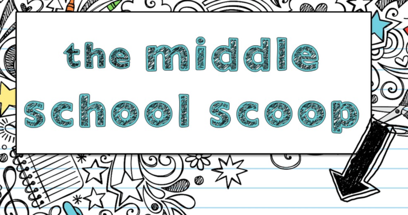 Middle School Scoop Website!!! Thumbnail Image