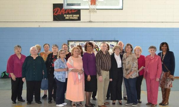 KSE retirees and staff who were recongnized on KSE 100 year celebration
