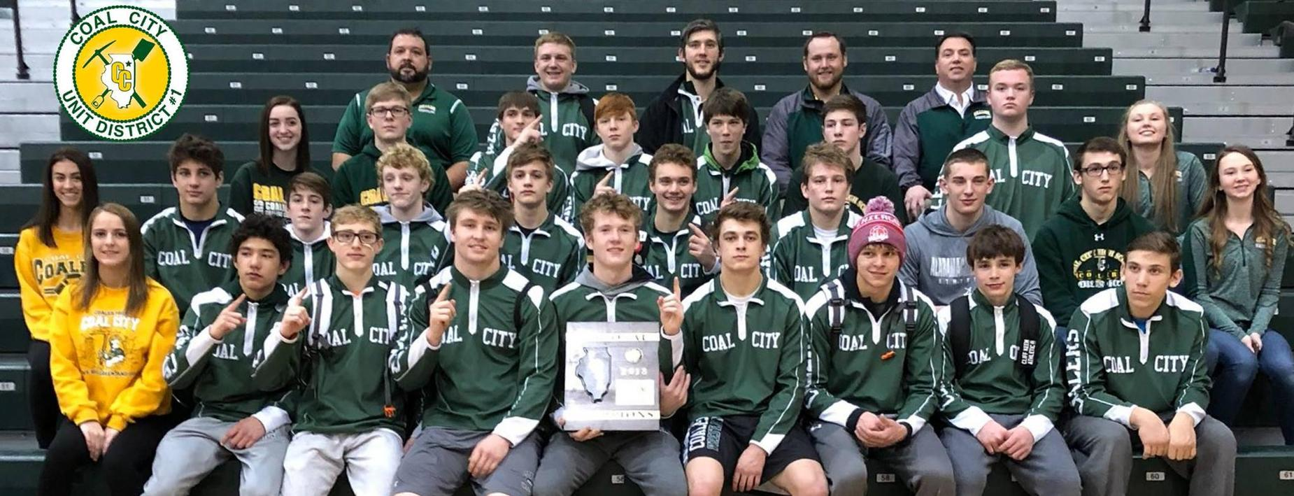 Wrestlers captured 3rd at state as a team