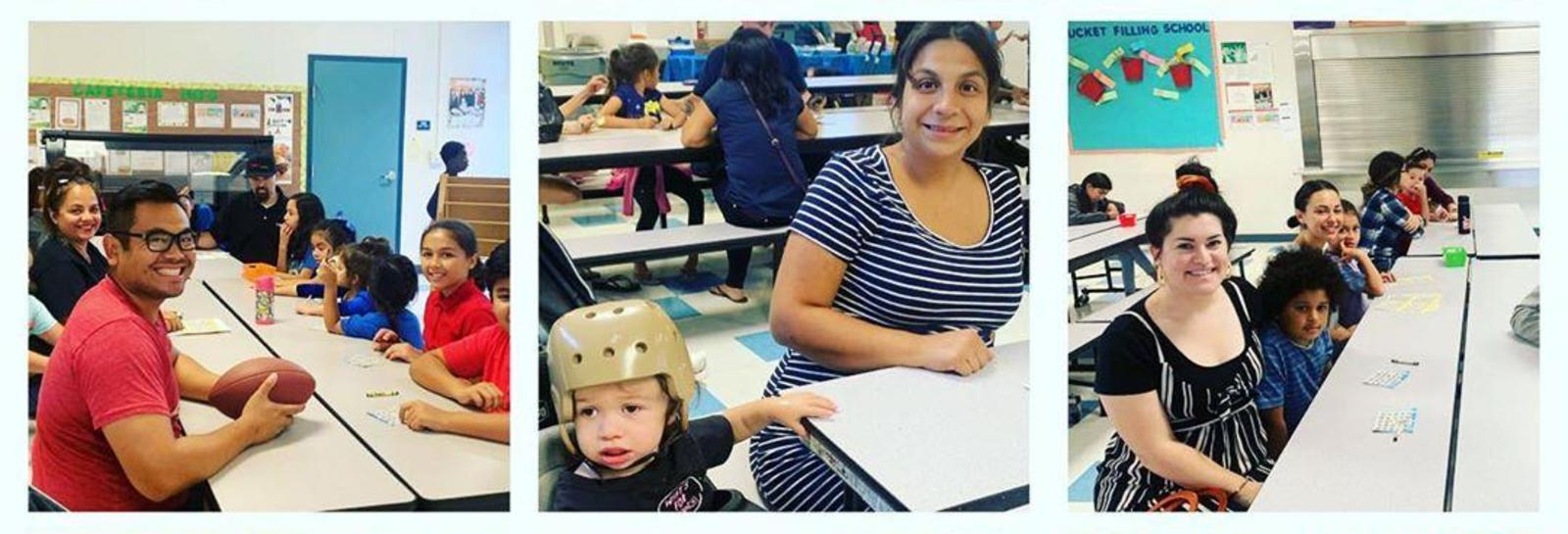Armstrong PTA Bingo night - On September 20th Armstrong PTA brought families together for #Bingo #capta #PTA #armstrongeagles #proud2bepusd http://edl.io/n1097324