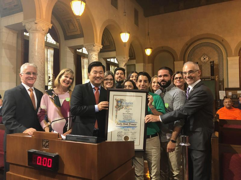 JFK Students Present at LA City Council About School Safety Featured Photo
