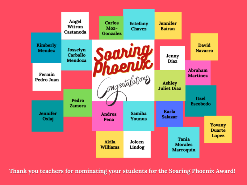 Soaring Phoenixes! Featured Photo