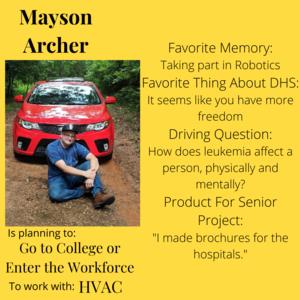 Mayson Archer