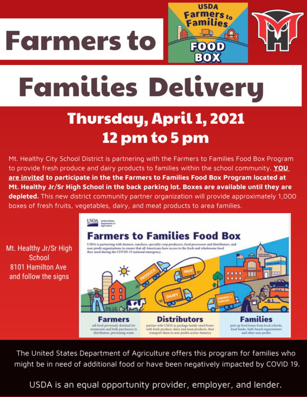 farmers to families distribution