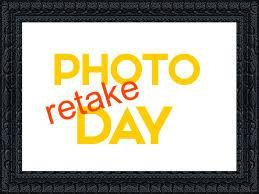 Reminder - K-8 Picture Re-Take Day is October 23 Thumbnail Image