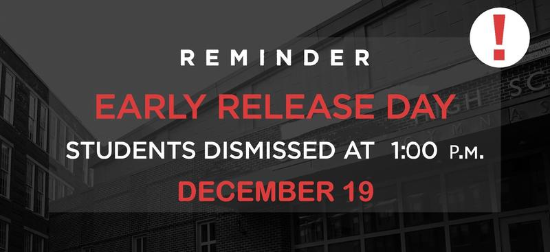 Early Release Dec. 19 Featured Photo