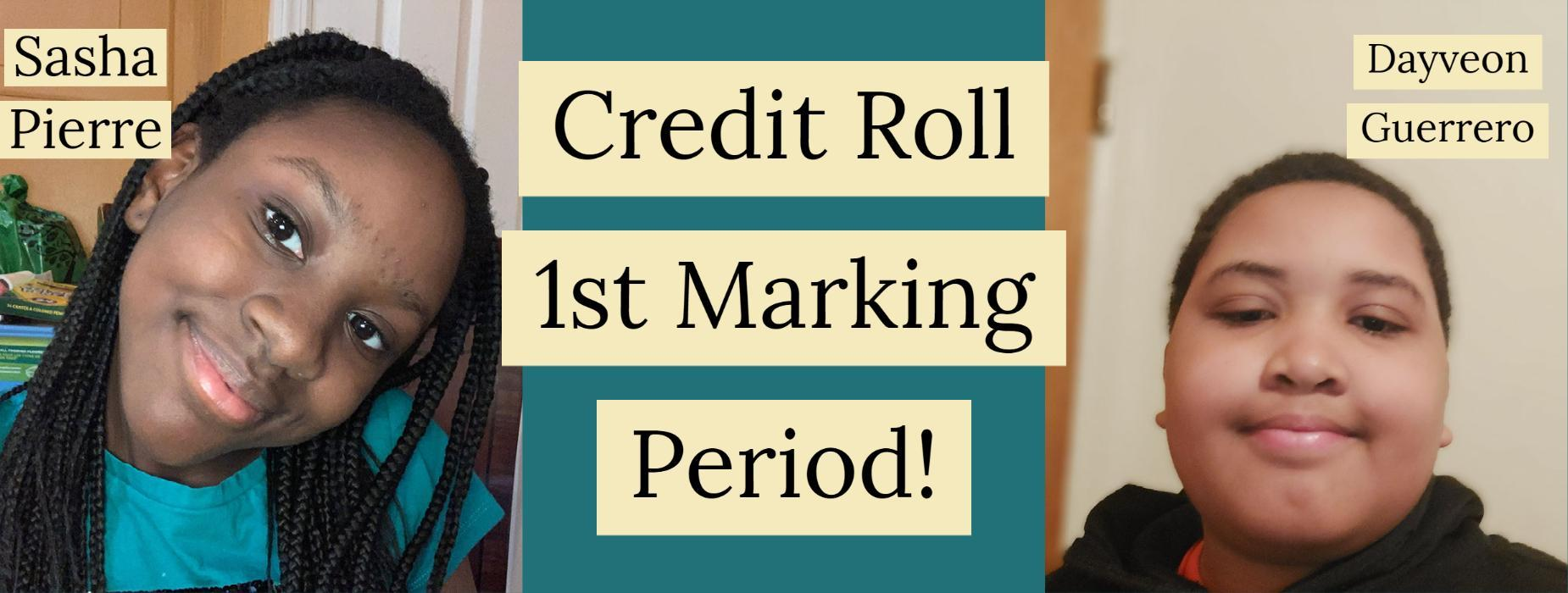 Credit Roll 1st MP
