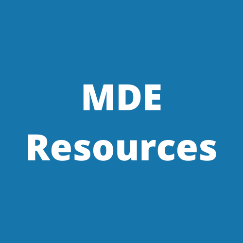 MDE Resources