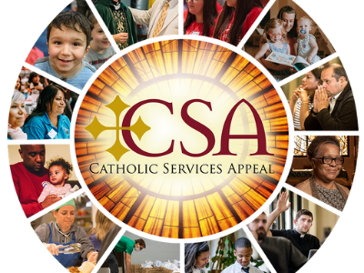 Catholic Service Appeal Featured Photo