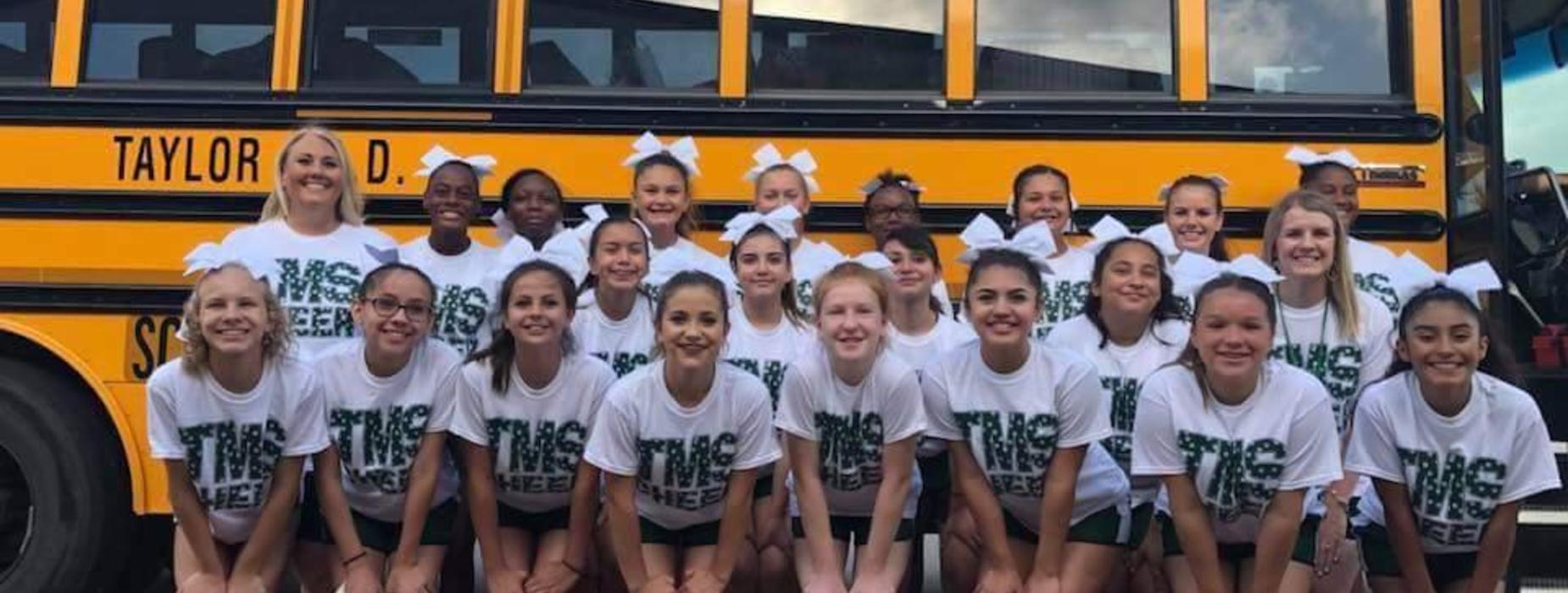 Cheerleader Camp 2018-2019