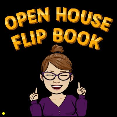 Open House Digital Flip Book
