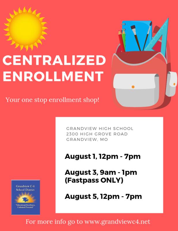 Centralized Enrollment