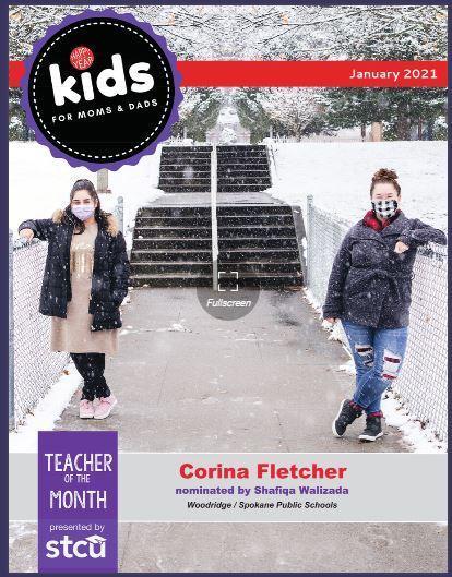 January 2021 Kids News for Parents! Thumbnail Image