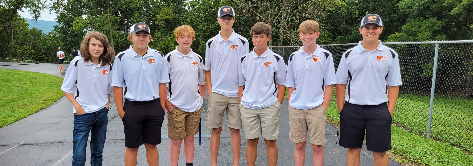 Chilhowie HS Golf Team