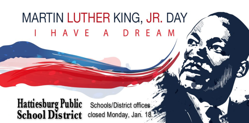 Martin Luther King Jr. Day Observed Featured Photo
