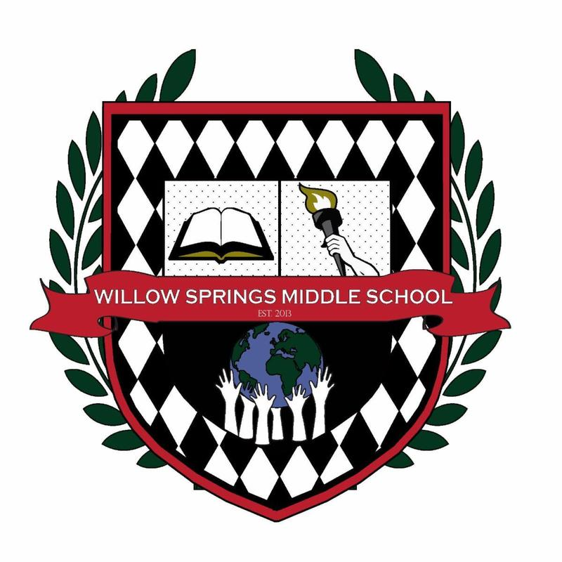 Willow Springs Middle School crest