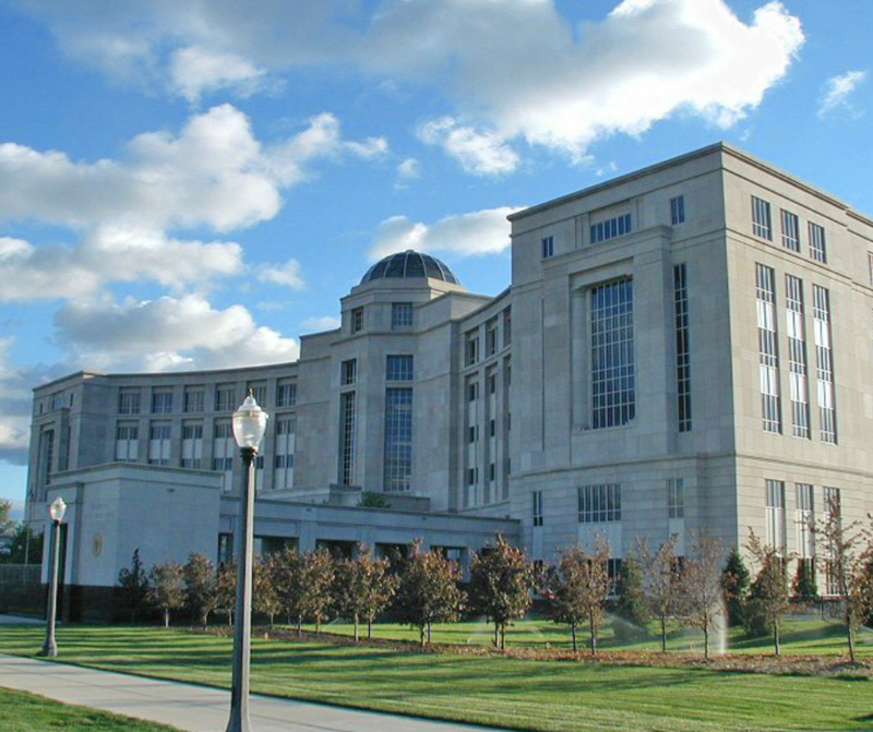 Michigan Supreme Court building