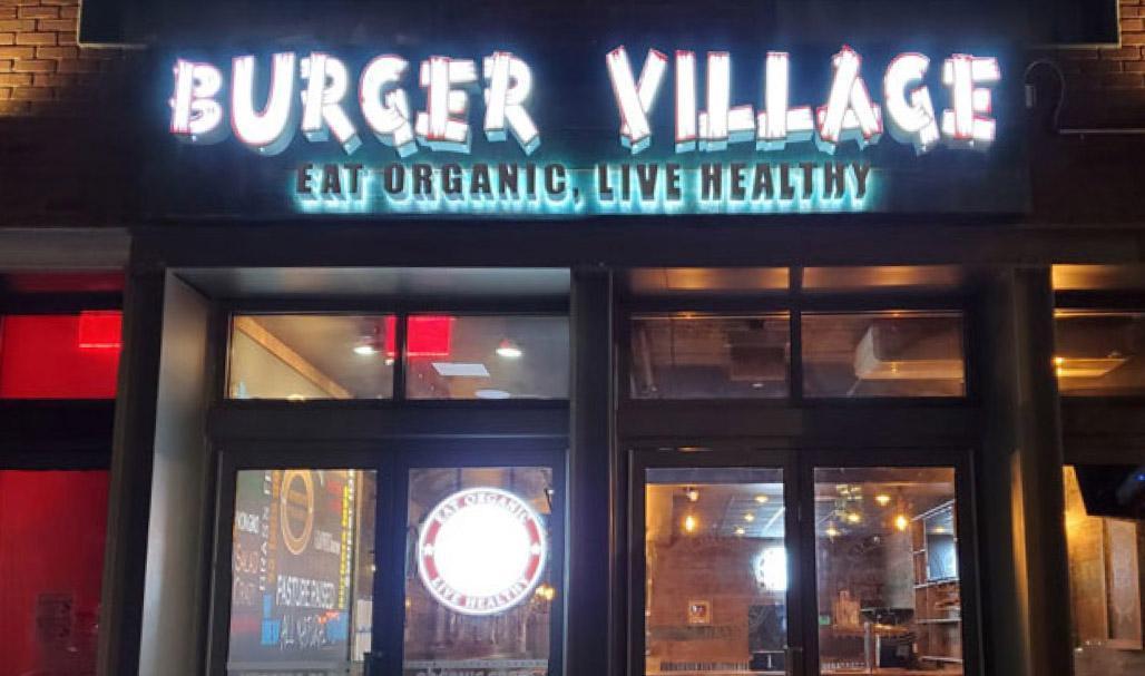 B Village