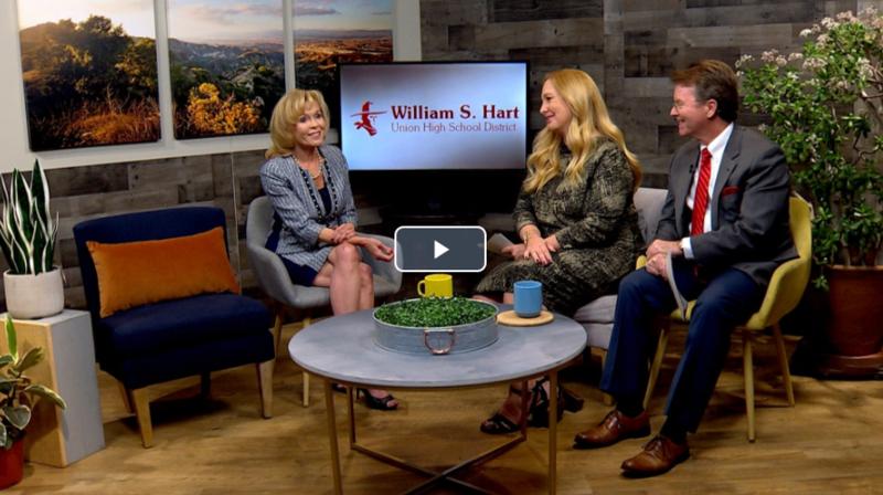 Vickie Engbrecht on SCVTV's Community Corner Segment