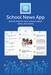Edlio School News App