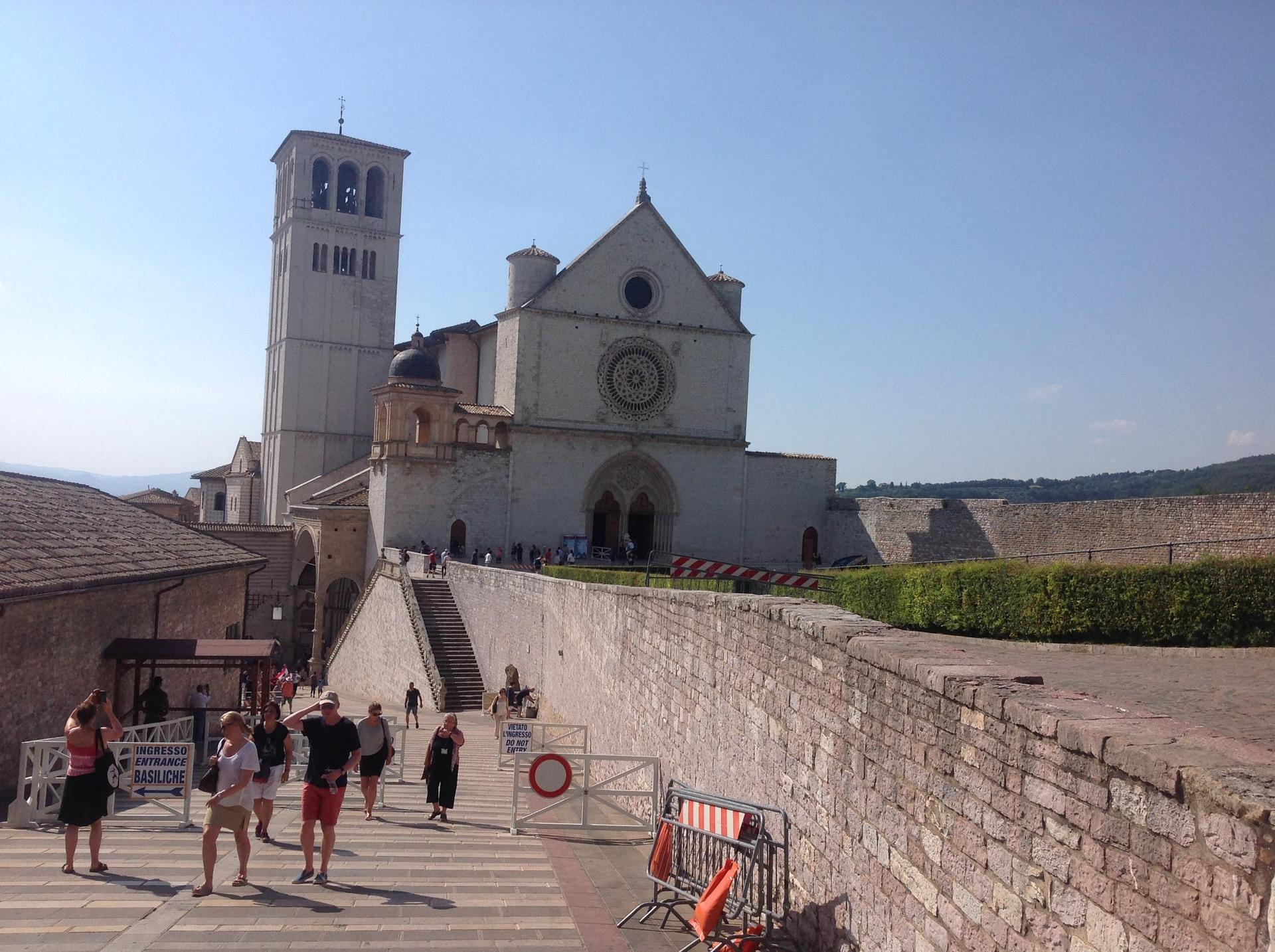 International Travel - Assisi, Italy