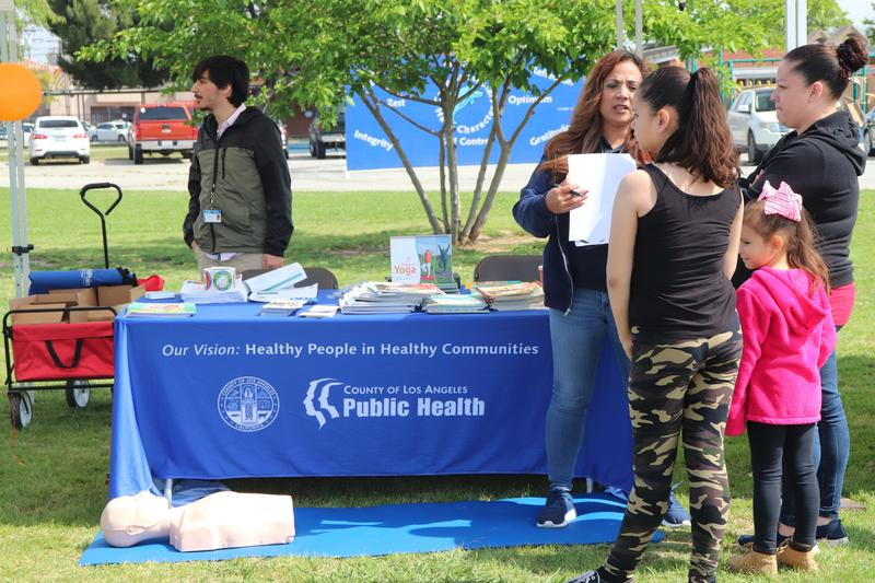 SWSD Partners With Community to Host Annual Healthy Living and Resource Fair Featured Photo