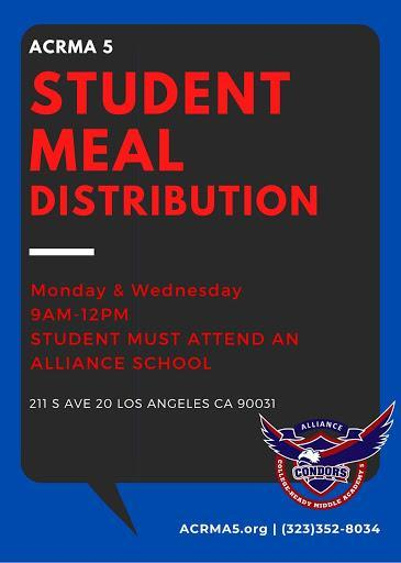 Meal Distribution Thumbnail Image
