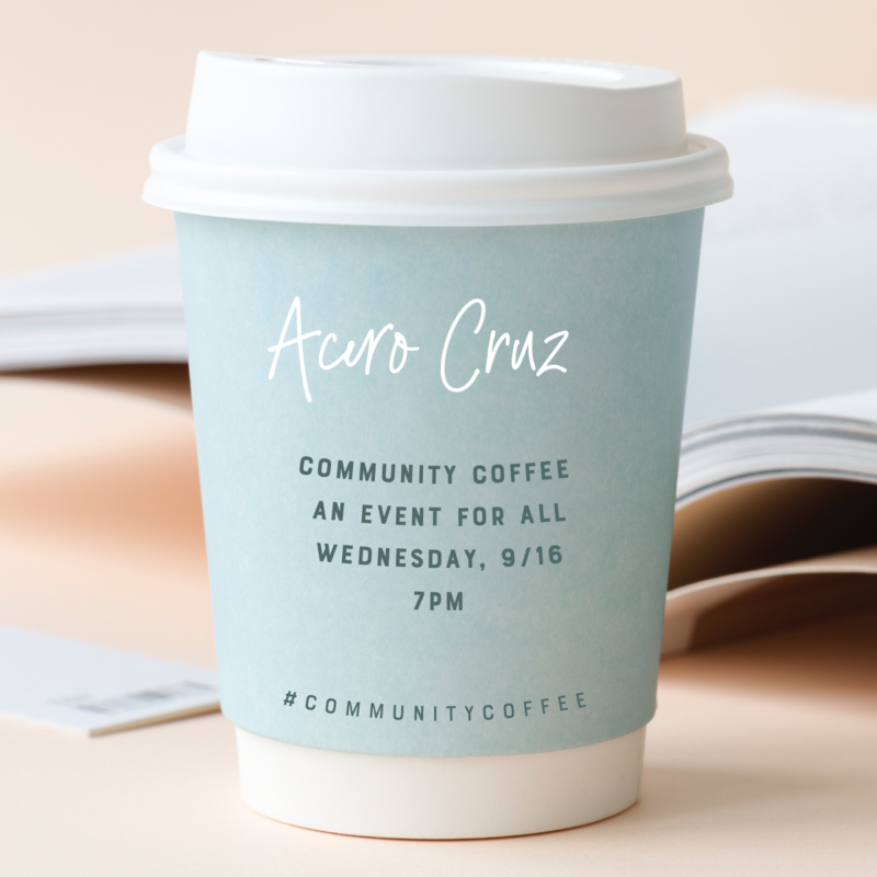 Cruz Community Coffee Featured Photo