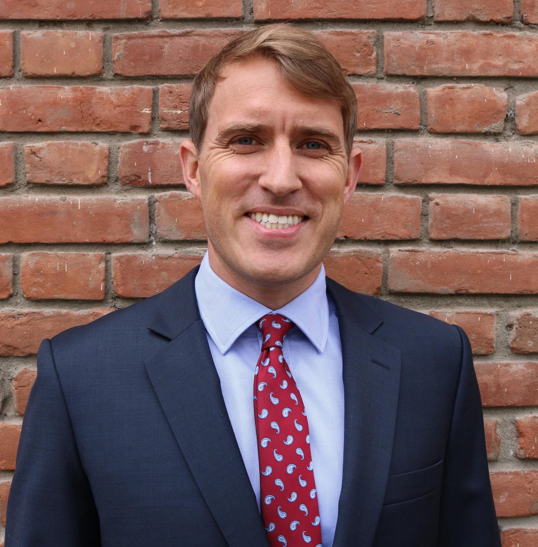 Nathan Eades -Director de staffing