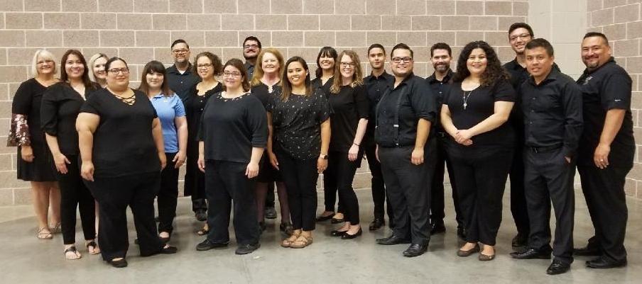 2018-2019 MISD Choir Directors