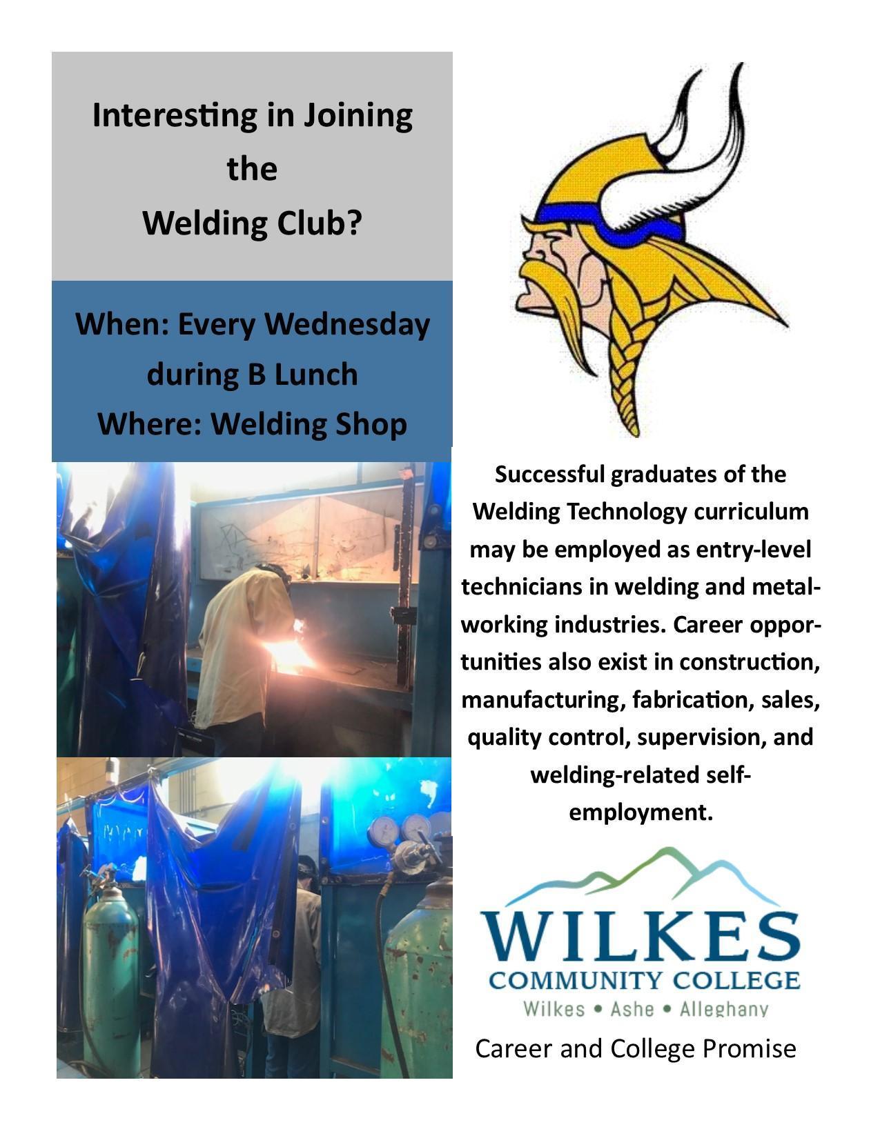 Welding Club