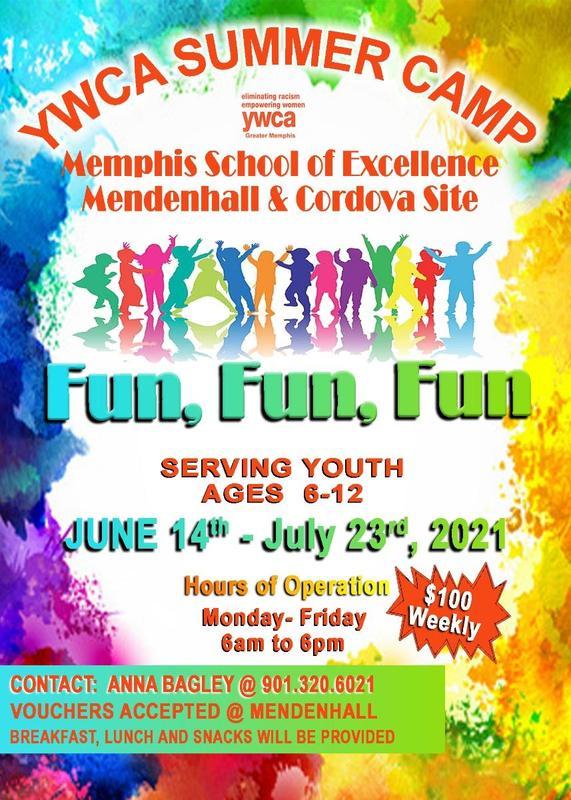 YWCA Summer Camp