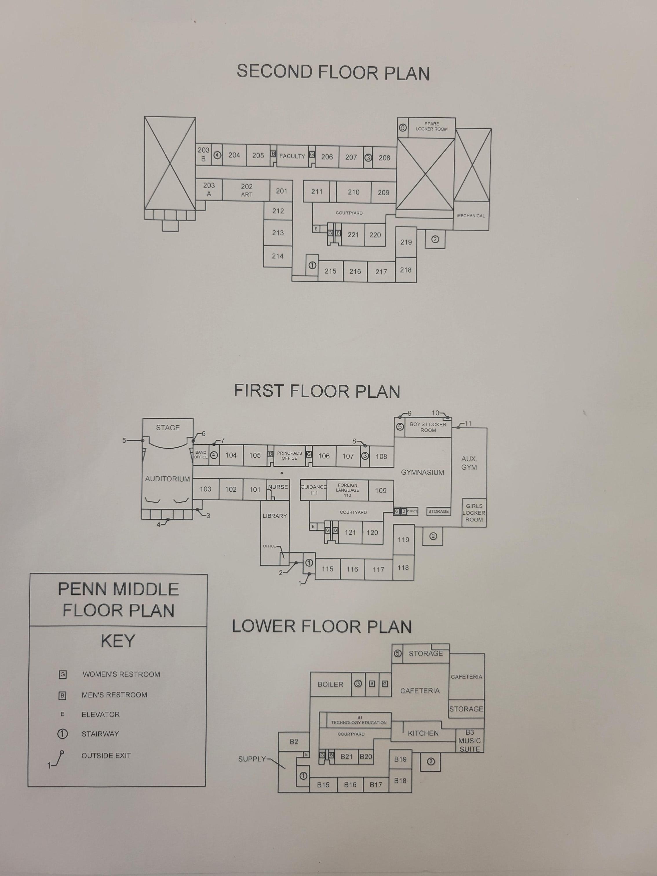PMS Floor Plan
